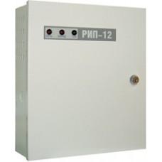 РИП-12  (исп.05), Рез. ист. пит., 12В, 8А, установка аккумулятора 17Ач и внешних аккумуляторов до 34