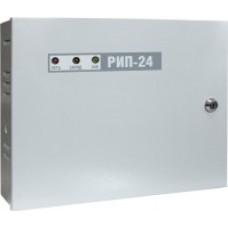РИП-24 исп.01П Резервированный источник питания с микропроцессорным управлением