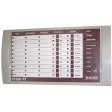Блок индикации и управления С2000-ПТ для 10 разделов