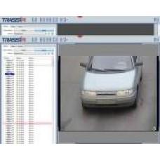 AutoTRASSIR система распознавания автономеров (LPR) 1 канал до 30 км\ч дополнение к TRASSIR, плата O