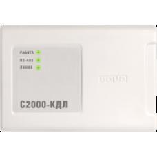 7. С2000-КДЛ Контроллер