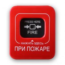 Астра-Z-4545   Извещатель пожарный ручной РК, Астра-Z, 200 м